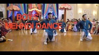 BOYS SURPRISE MEHNDI DANCE | CHAIYYA CHAIYYA | BADTAMEEZ DIL | DHINKA CHIKA | DANZA KUDURO
