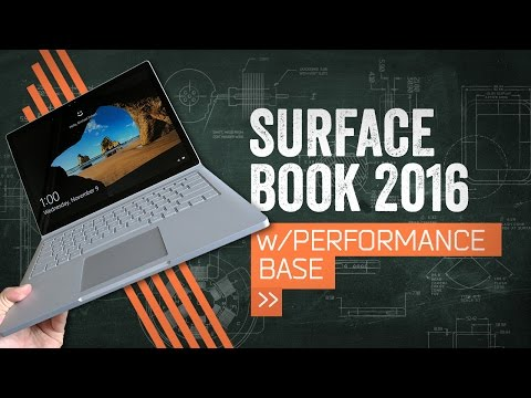 Surface Book Review 2016 [Part 1]