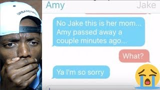 this text message will make your heart stop... :(