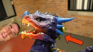 UNTAMED Legends Dragon Vulcan FULL REVIEW - #LegendsDragon