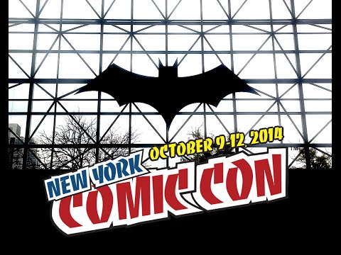 NYC Comic Con 2014 [Day 4]