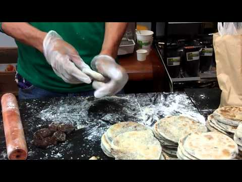 How to make piaya with Chef Ronnie Guance