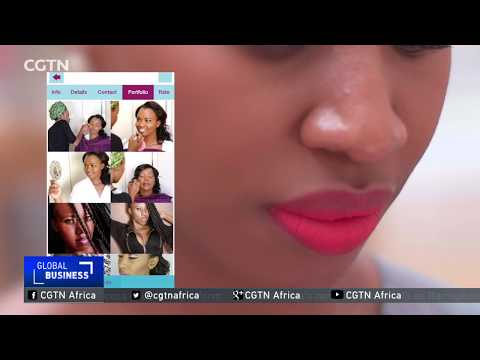 South Africa's mobile app shakes beauty industry