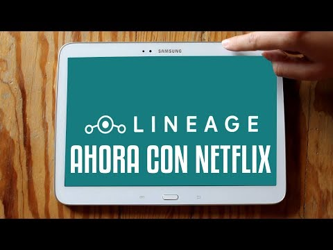 Android 7.1.2 Nougat Galaxy Tab 3 10.1 | Lineageos 14.1 Alpha 7 Netflix