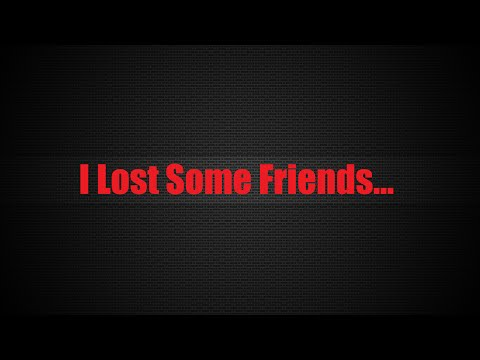 Story Time - LOSING MY FRIENDS... - Ep. 2