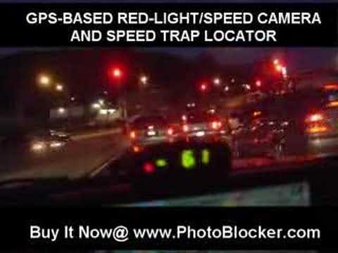 NavAlert Red Light Camera and Speed Camera Alert System