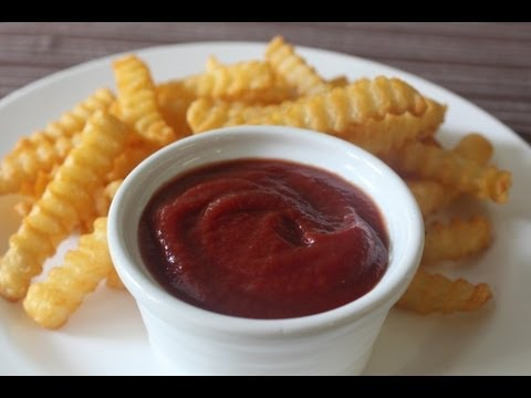 Homemade Ketchup - Copycat Ketchup Recipe That Tastes Like a Famous Brand!