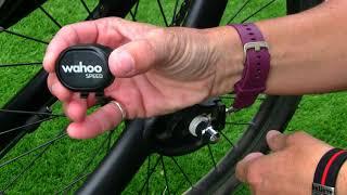 How to Install Wahoo Sensors