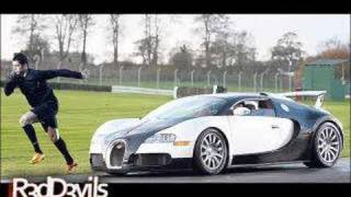 Cristiano Ronaldo Bugatti İle Yarış Yapıyor...  By C-Fly