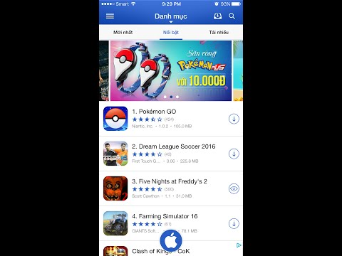 AppStore VN: GET PAID Apps No Jailbreak FREE On iOS 9 - 9.3.2 / 9.3.3 /10 Beta iPhone, iPad & iPod