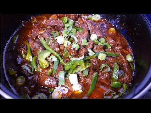 Easy & Delicious Slow Cook Beef Teriyaki Recipe