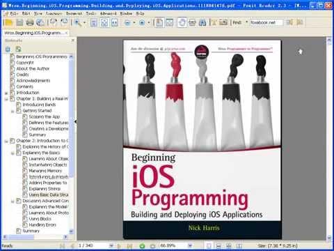 Beginning iOS Programming - PDF Free Download
