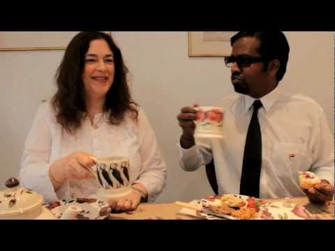 How to have English Tea-Wilbur Sargunaraj in London UK