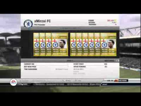FIFA 12 Ultimate Team - Fifa 12 Ultimate Team Duplication Glitch PS3 & XBOX- .EASY Coin Making