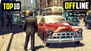 Top 10 High Graphics OFFLINE Games for Android in 2020 | 10 Best Offline Games For Android
