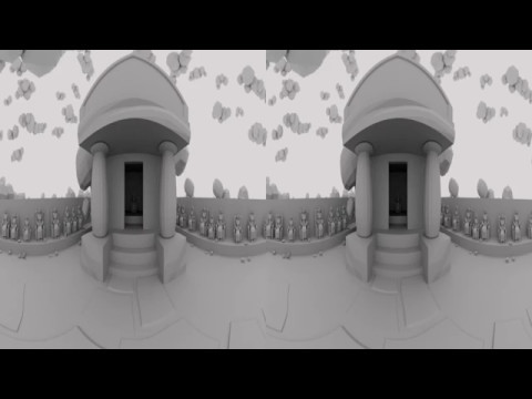 MATER VR Box & Google Cardboard: Mater temple