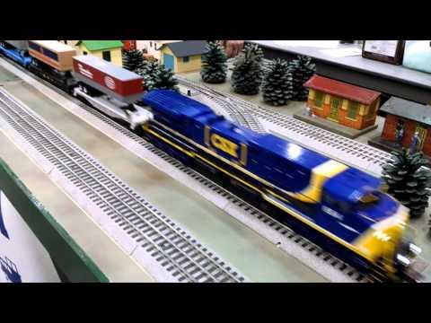O Gauge Intermodal - Hampton, VA Train Show