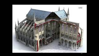 Notre Dame de Paris: the medieval cathedral and its 19th century restoration