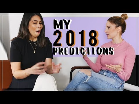 MY 2018 PSYCHIC PREDICTIONS! Reading + Q&A with Kristine Fredheim