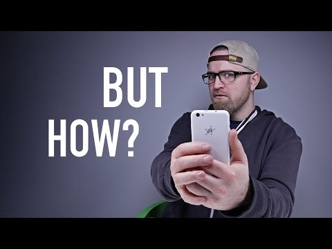 The 4 Dollar Android Smartphone