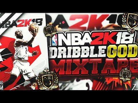 NBA DRIBBLE GAWD MIXTAPE