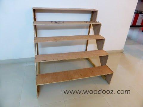 How to build DIY Golu Padi this Navaratri