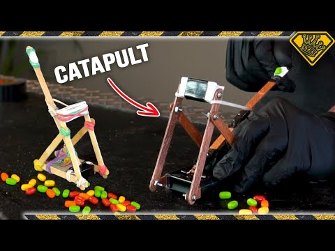 DIY Tic Tac Catapult