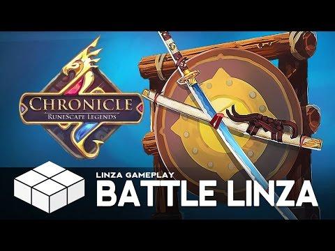 Chronicle: RuneScape Legends - Ranked Linza Deck - Battle Girl