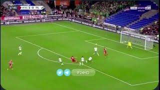Gareth bale scores a stunner vs Ireland