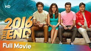 2016 The End - Full Movie - Superhit Comedy Movie - Divyenndu Sharma - Kiku Sharda - Harshad Chopda