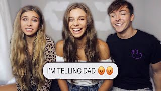 My Little Sister Walked In On Us... (Story Time)