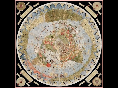 FLAT EARTH BRITISH,  Analysing The Weeks Incredible Map Finds.