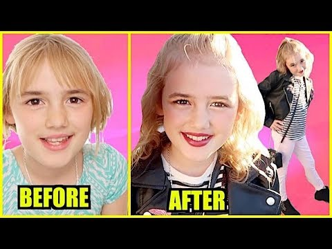THE CUTEST MAKEOVER EVER! // Bailey Ballinger