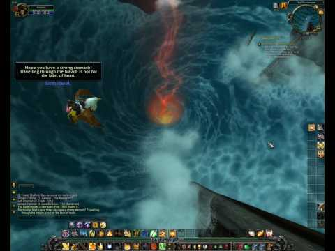 Cataclysm Beta - The Maelstrom & Entrance into Deepholme!