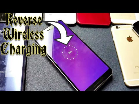 How to Enable & Use Wireless Reverse Charging on Huawei Mate 20 Pro
