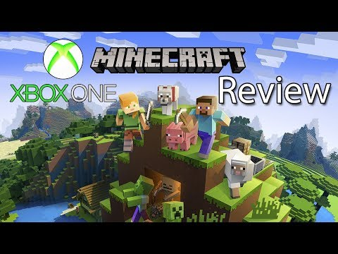 Minecraft Xbox Better Together Gameplay Review