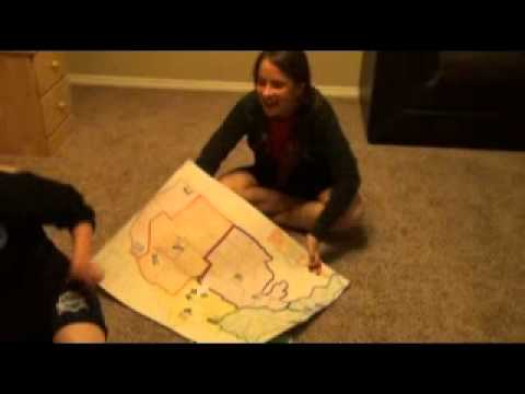 5 Themes of Geography Board Game Commercial by Anne & Farrah