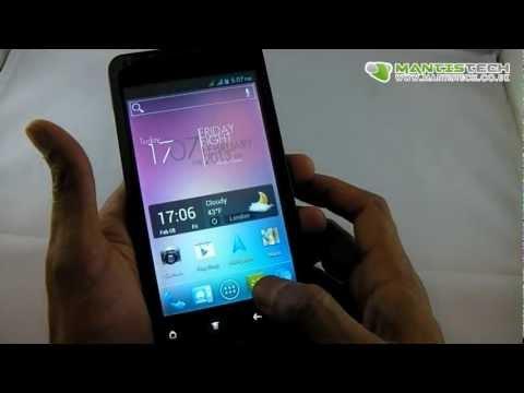 Dapeng A75 Android 4.0 ICS Dual Sim Smart Phone Unlocked UK