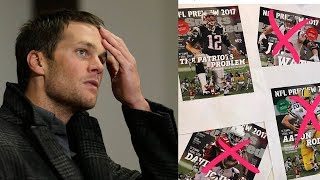 The Sports Illustrated Curse Is Coming for Tom Brady!