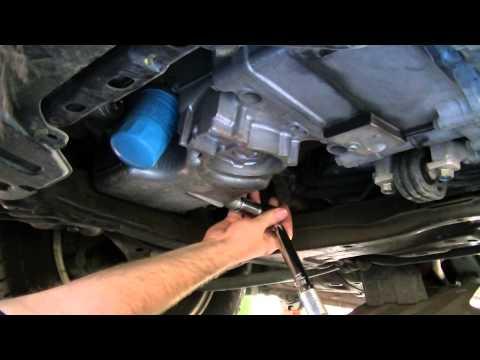 Honda Civic Hybrid 2008 Oil Change