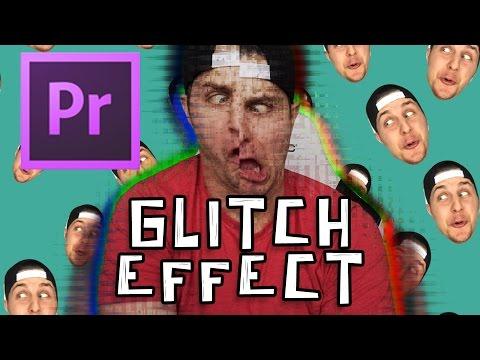 How To Make A Glitch Effect In Adobe Premiere CC