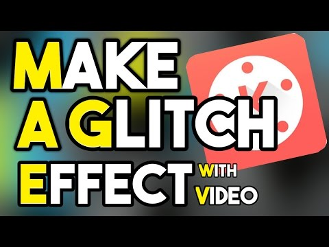 How To Make Glitch Effect Video | Kinemaster Android
