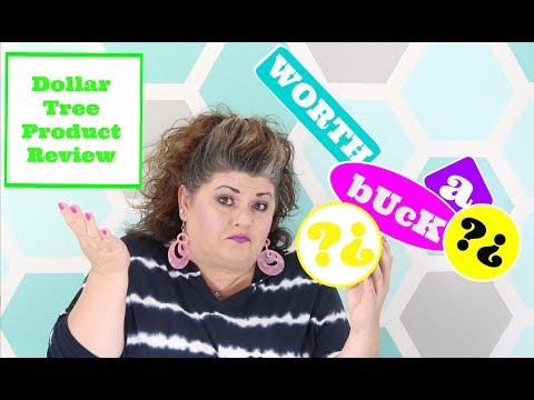 WORTH A BUCK? | DOLLAR TREE PRODUCT REVIEW EP 56