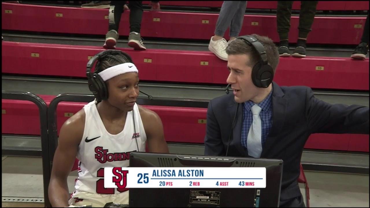Butler at St. John's - Women's Basketball