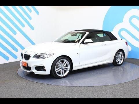 BMW 2 Series 2.0 220d M Sport Auto 2dr (start/stop)
