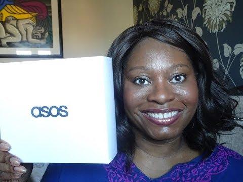 ASOS Beauty Box May 2018