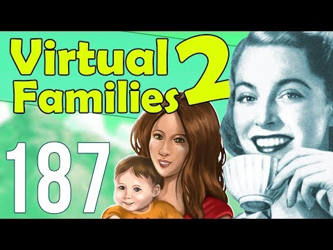 Let's Play Virtual Families 2! | Part 187 | Not Cool, Man