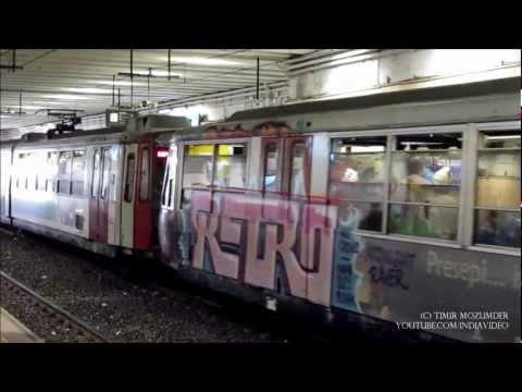 Circumvesuviana Trains - Naples (Italy)