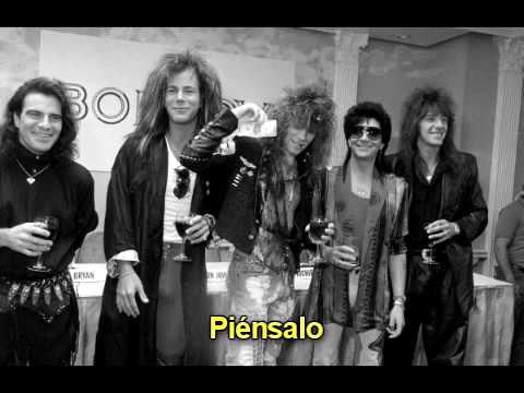 Bon Jovi - Love`s The Only Rule (Subtitulado Español) (subtítulos)