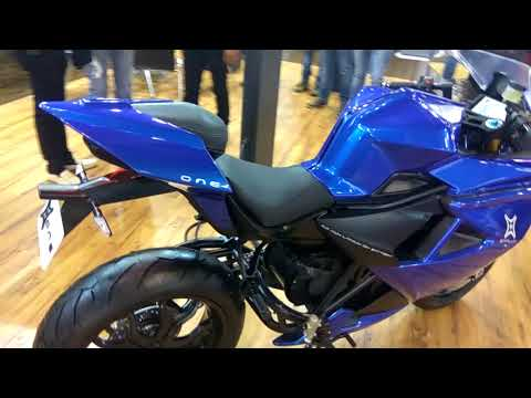 Emflux One : India's first electric superbike